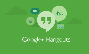 Google Hangouts Wallpaper