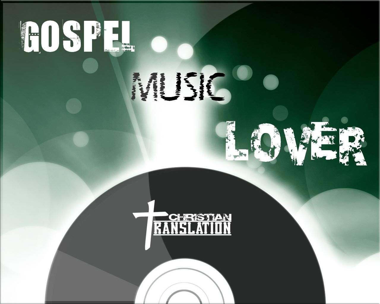 Gospel Music Wallpaper