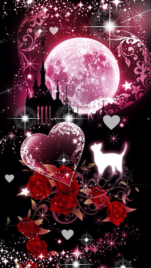 Gothic Love Iphone Wallpaper