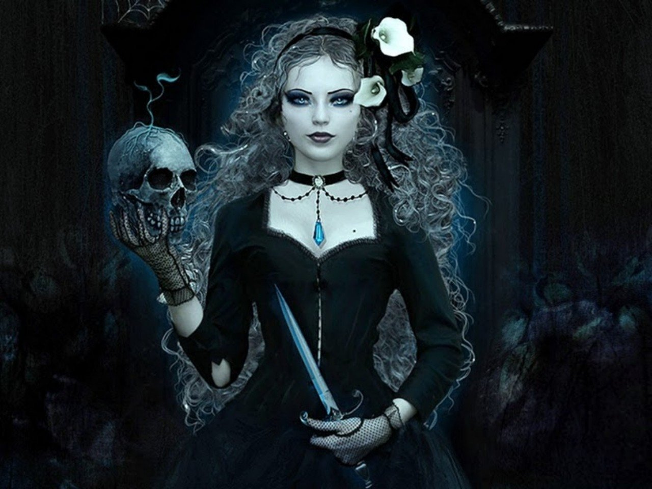 Gothic Mobile Wallpapers