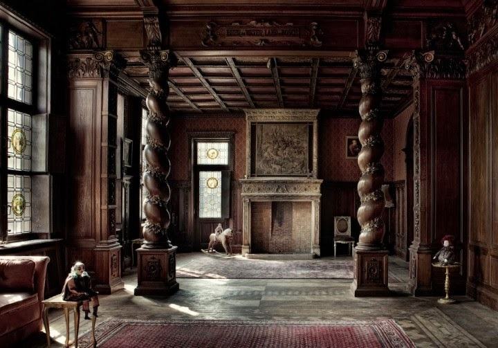 Beautiful Goth Bedrooms With Wood Floor: Download Gothic Room Wallpaper Gallery