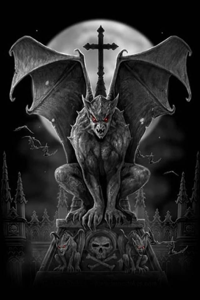 Gothic Wallpaper For Iphone