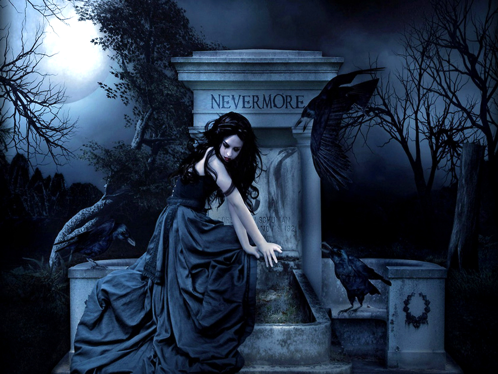 Gothic Wallpaper Image