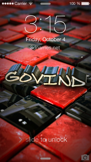 Govind Name Wallpaper