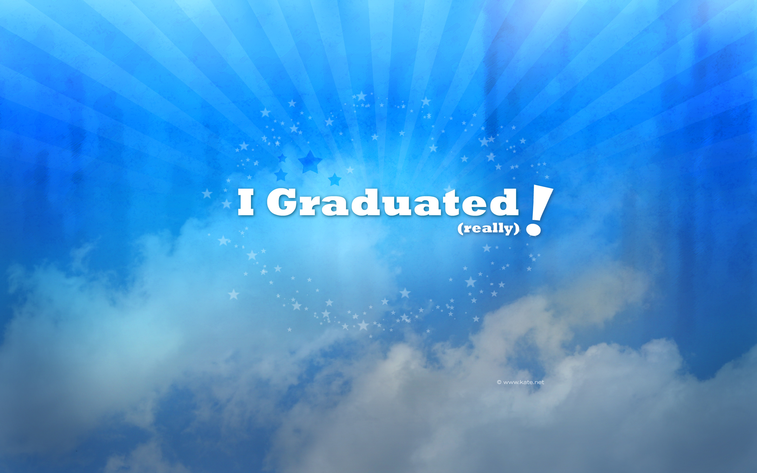 Graduation Wallpaper