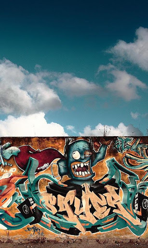 Graffiti Live Wallpaper