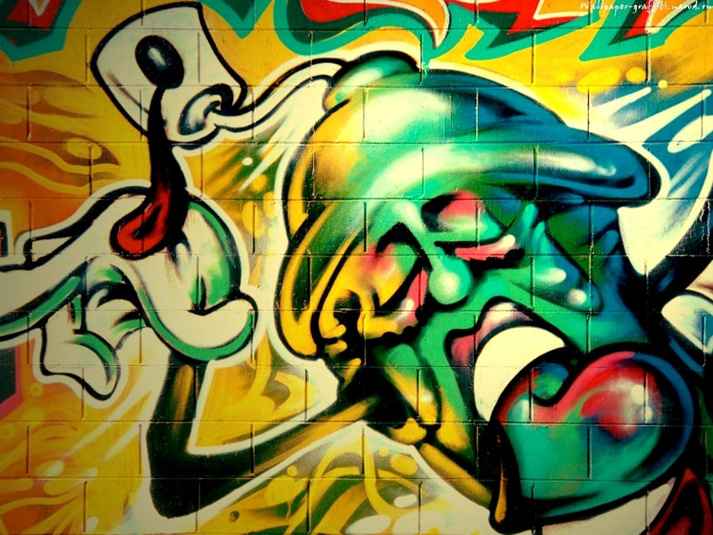 Graffiti Name Wallpaper