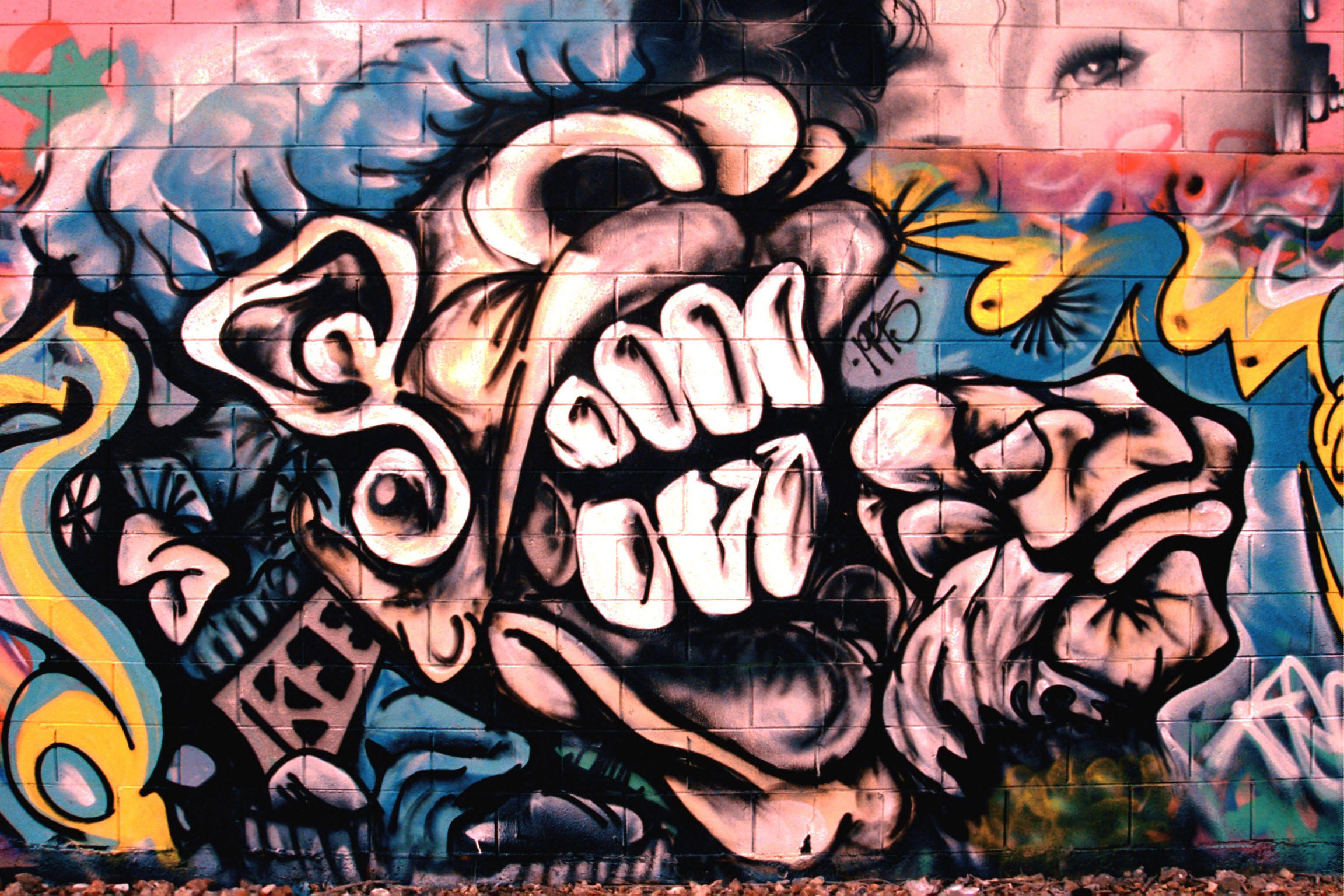 Graffiti Wallpaper Download