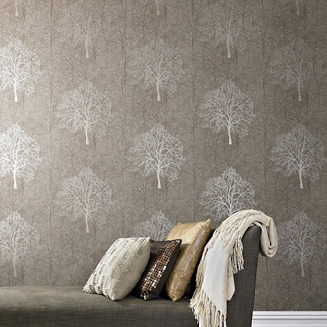 Graham And Brown Burlesque Enchant Wallpaper