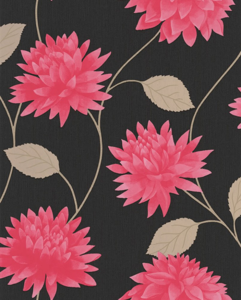 Graham And Brown Floral Wallpaper