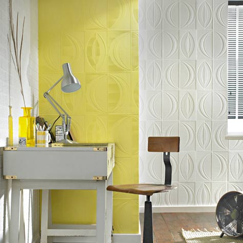 Graham And Brown Paintable Wallpaper