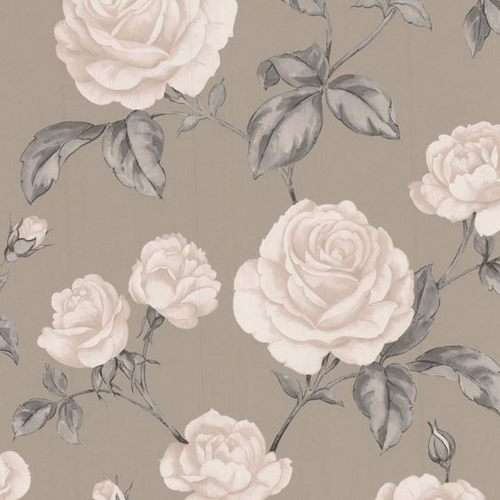 Graham And Brown Rose Wallpaper