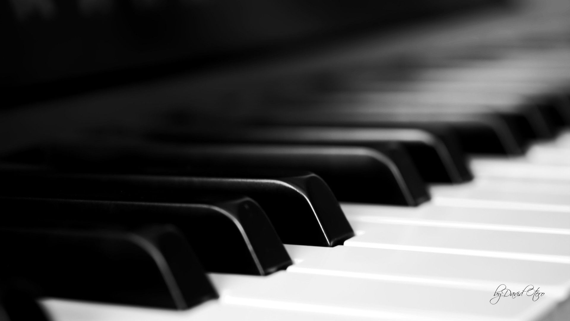 Grand Piano Wallpaper HD