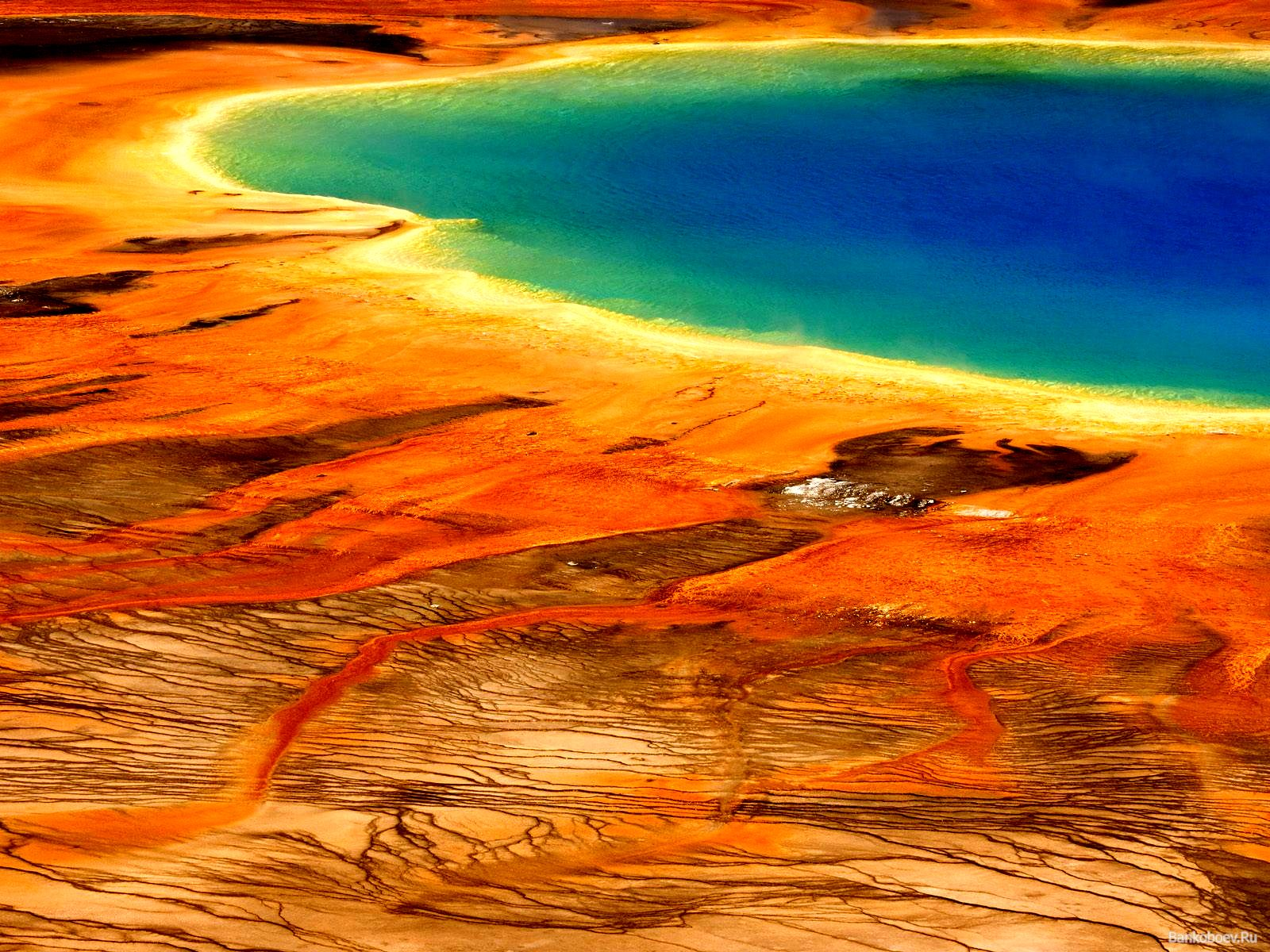 Download Grand Prismatic Spring Wallpaper Gallery