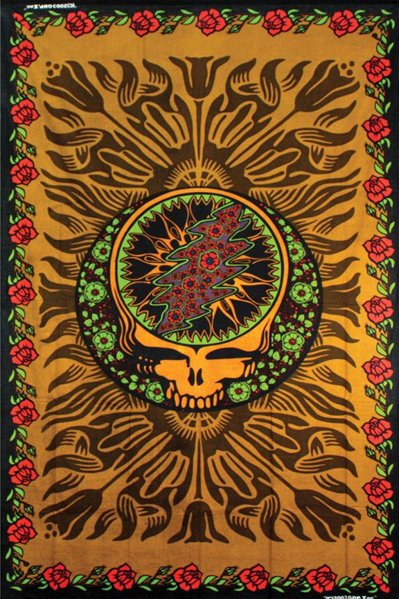 Grateful Dead Phone Wallpaper