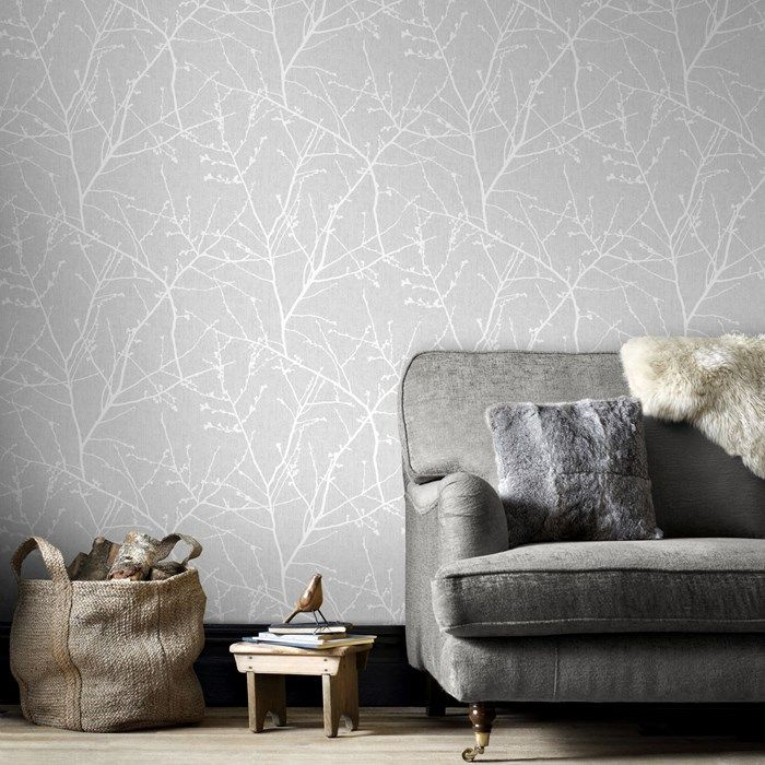 Gray Wallpaper For Walls