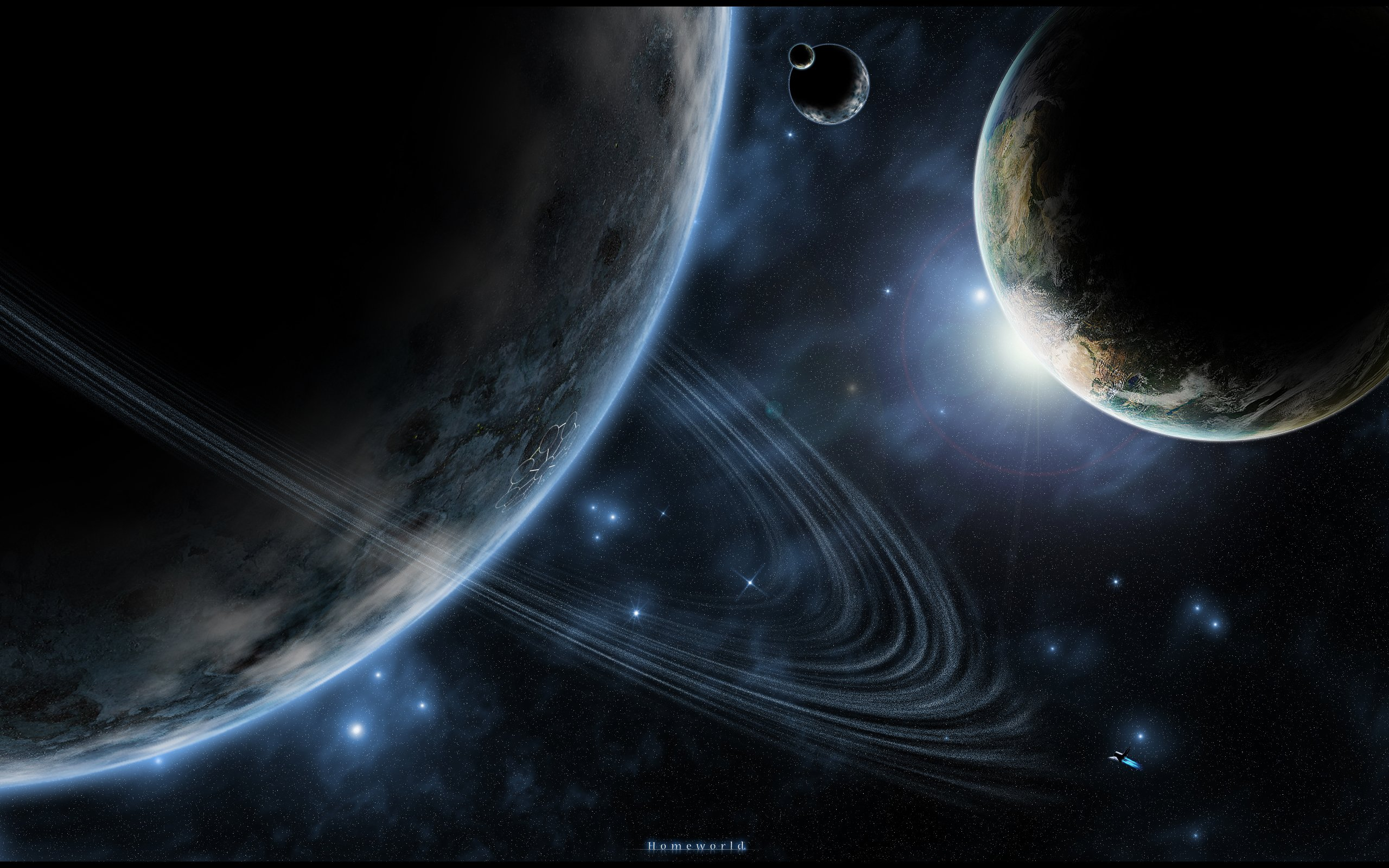 Great Space Wallpapers