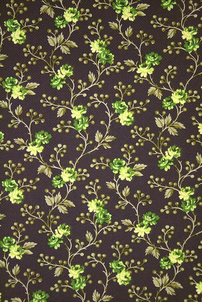 Green And Brown Living Room Decor: Download Green And Brown Floral Wallpaper Gallery