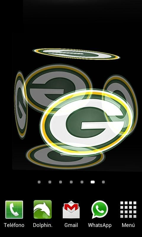 Green Bay Packers 3D Wallpaper