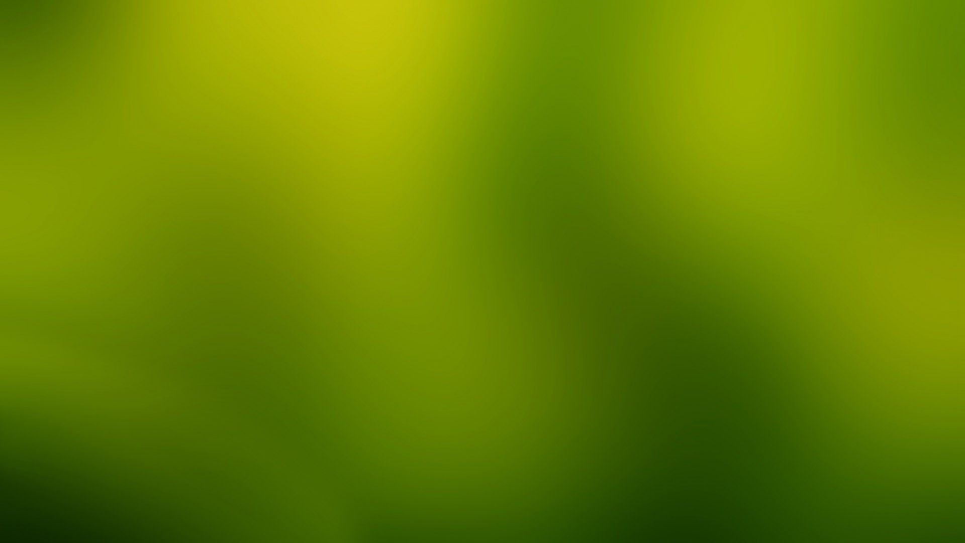 Green Blur Wallpaper