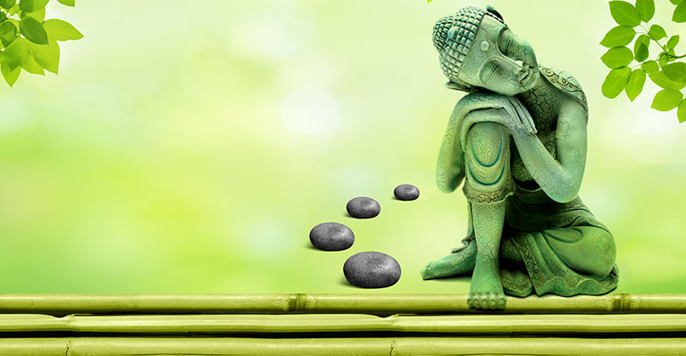 Download Green Buddha Wallpaper Gallery