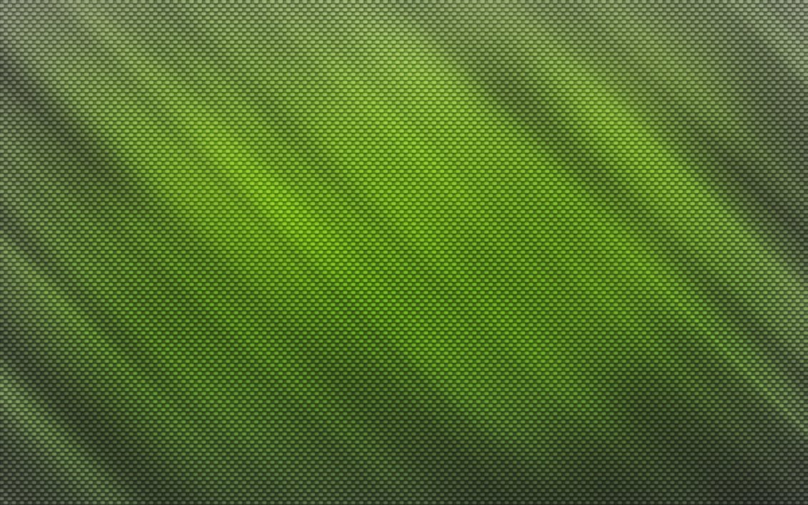 Green Carbon Fiber Wallpaper