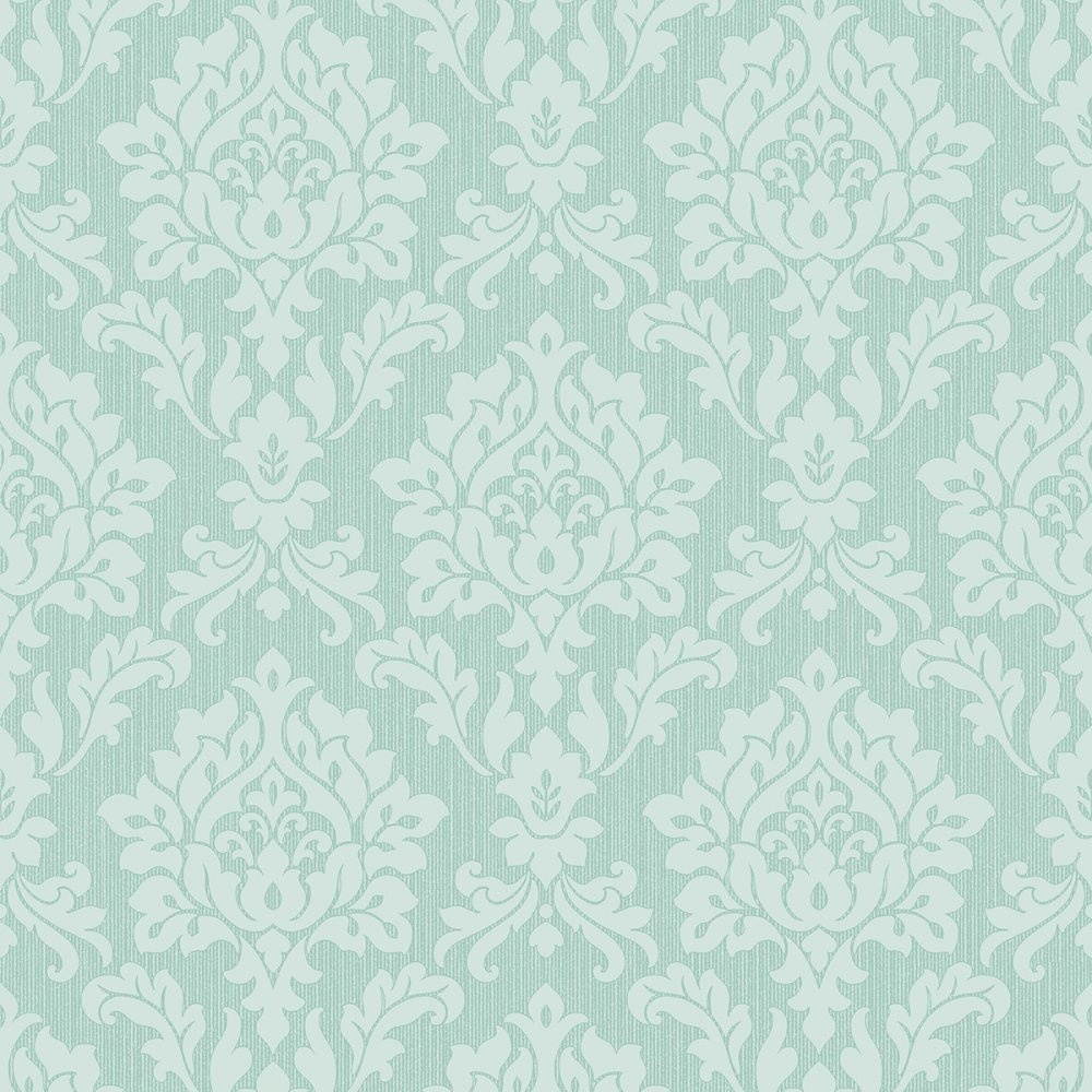 Green Damask Wallpaper Uk