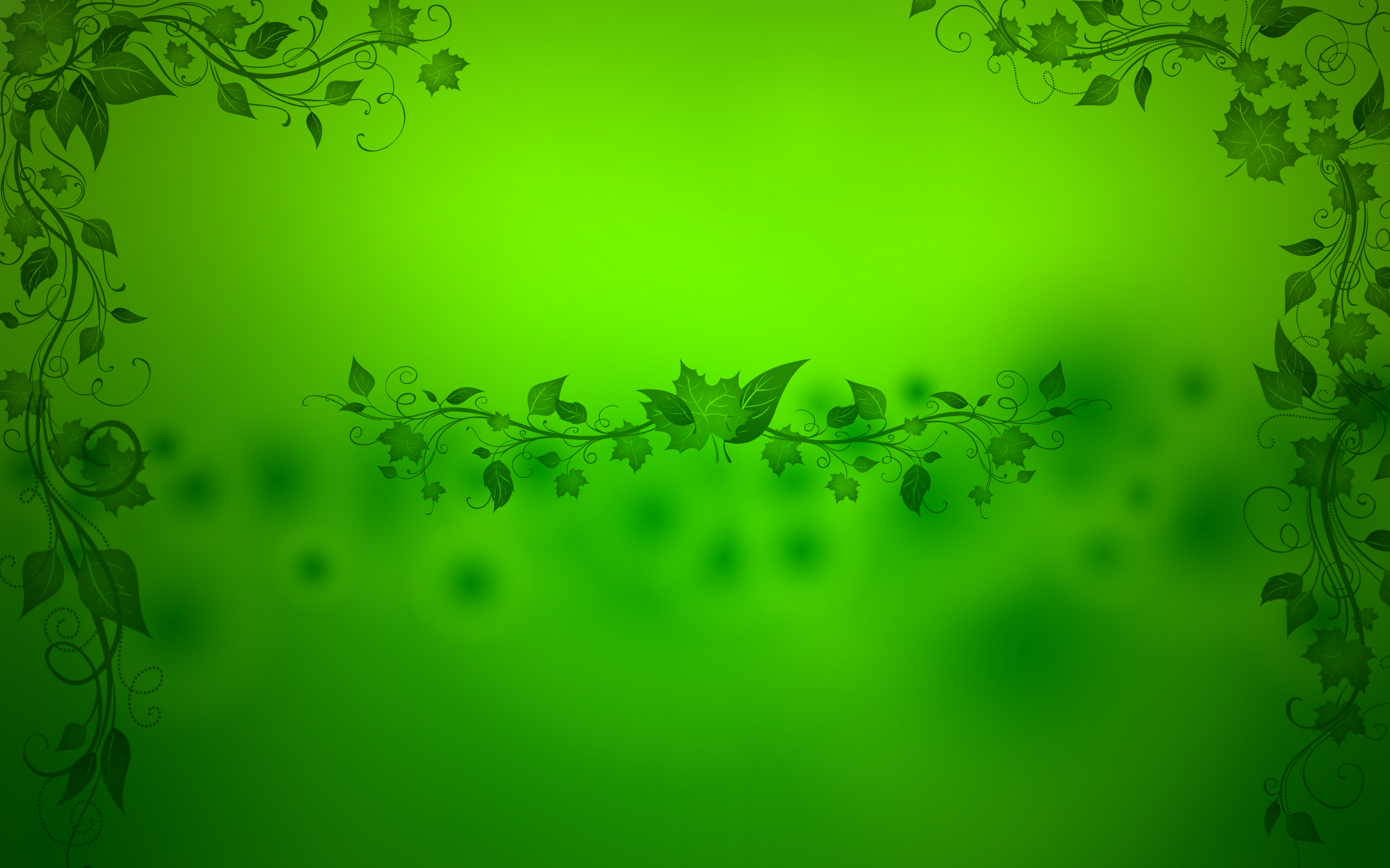 Green Desktop Wallpapers Amazing Collection