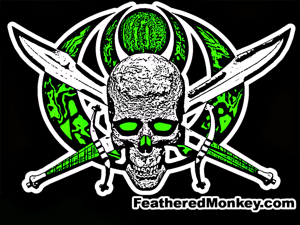 Download Green Flaming Skull Wallpaper Gallery
