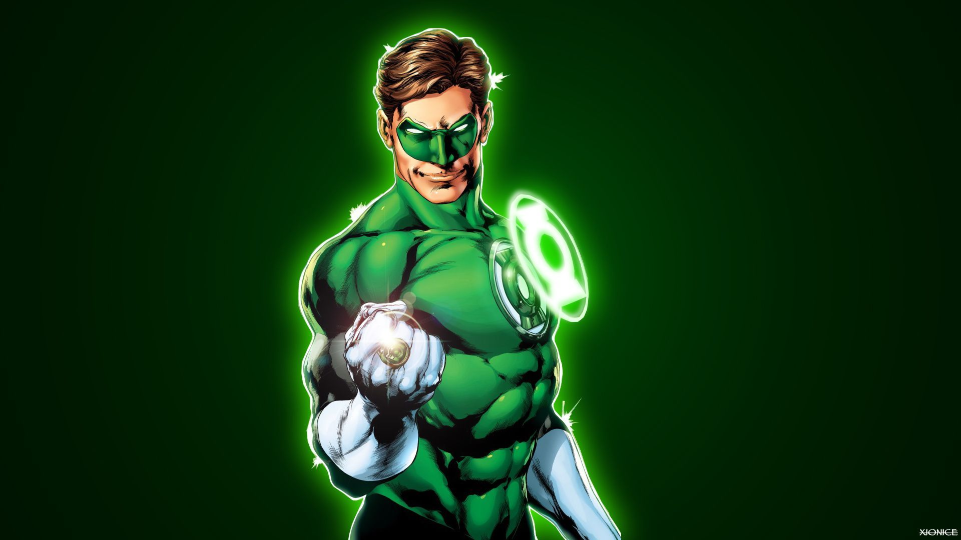 Green Lantern Wallpaper 1920x1080