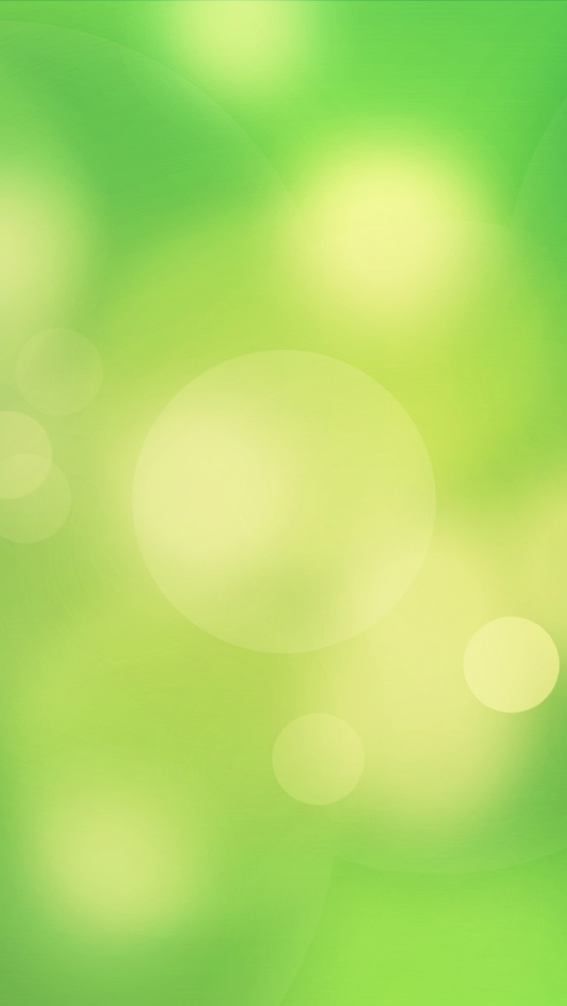 Green Spot Wallpaper