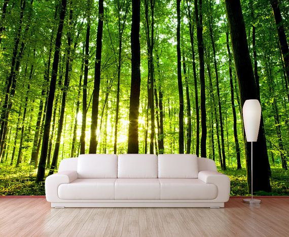 Download Green Tree Wallpaper For Walls Gallery