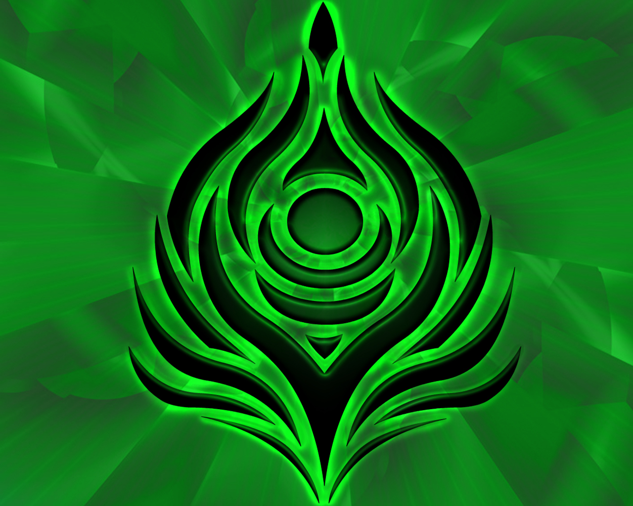 Download Green Tribal Wallpaper Gallery