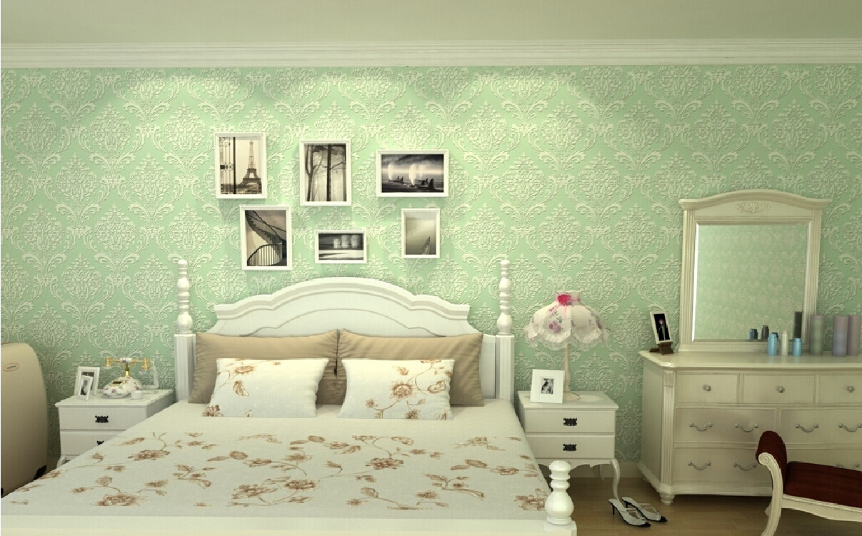 Bedroom Horse Wallpaper