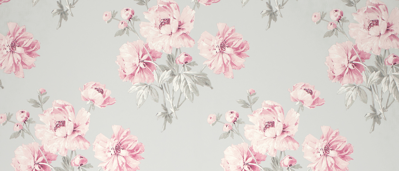 Floral Wallpaper download grey and pink floral wallpaper gallery