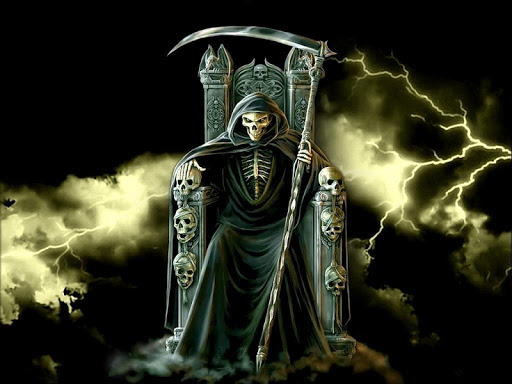 Grim Reaper Wallpaper Free Download