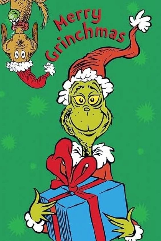 Grinch Iphone Wallpaper