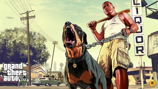 Gta 5 Live Wallpaper