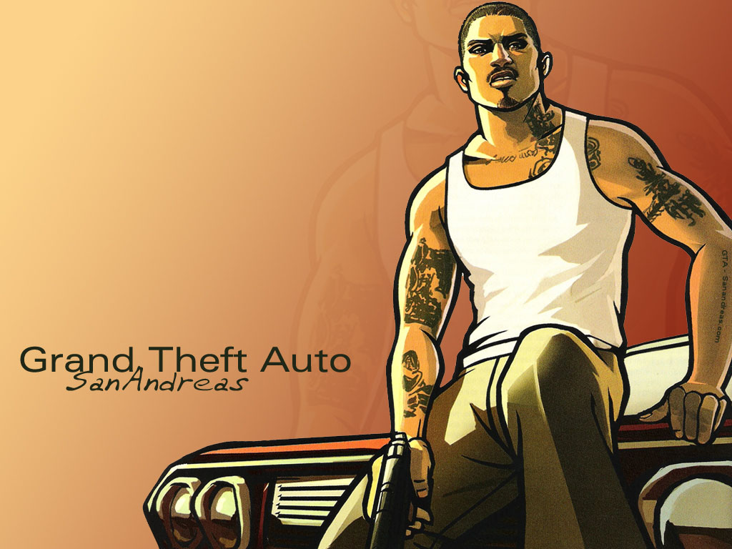 Gta San Andreas Wallpaper Download