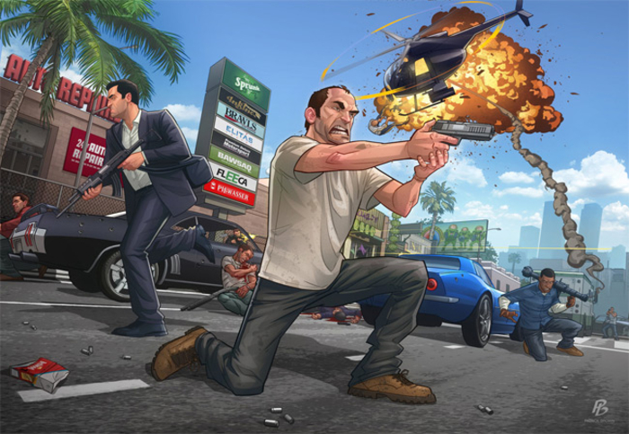 Gta Wallpaper Download