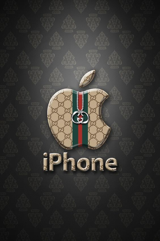 Gucci Apple Wallpaper