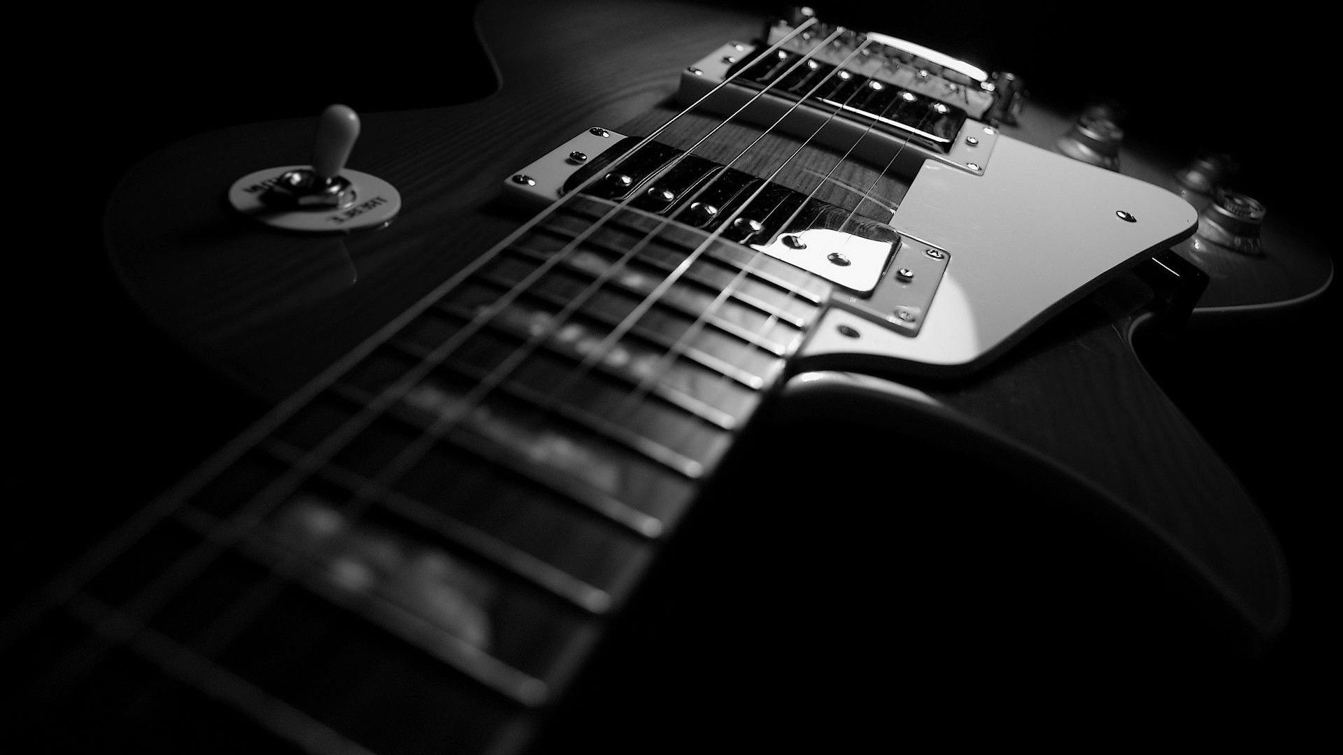 Guitar 1080p Wallpaper