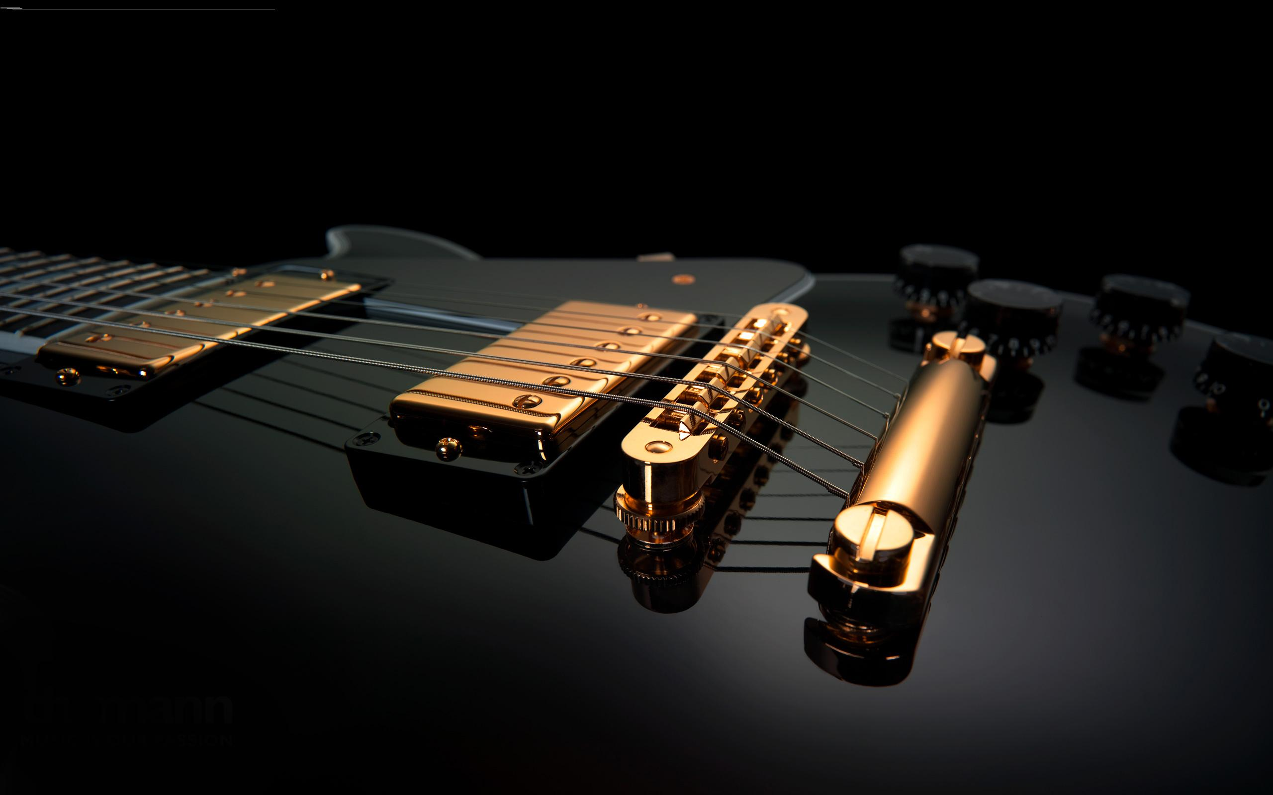 Guitar Desktop Wallpaper