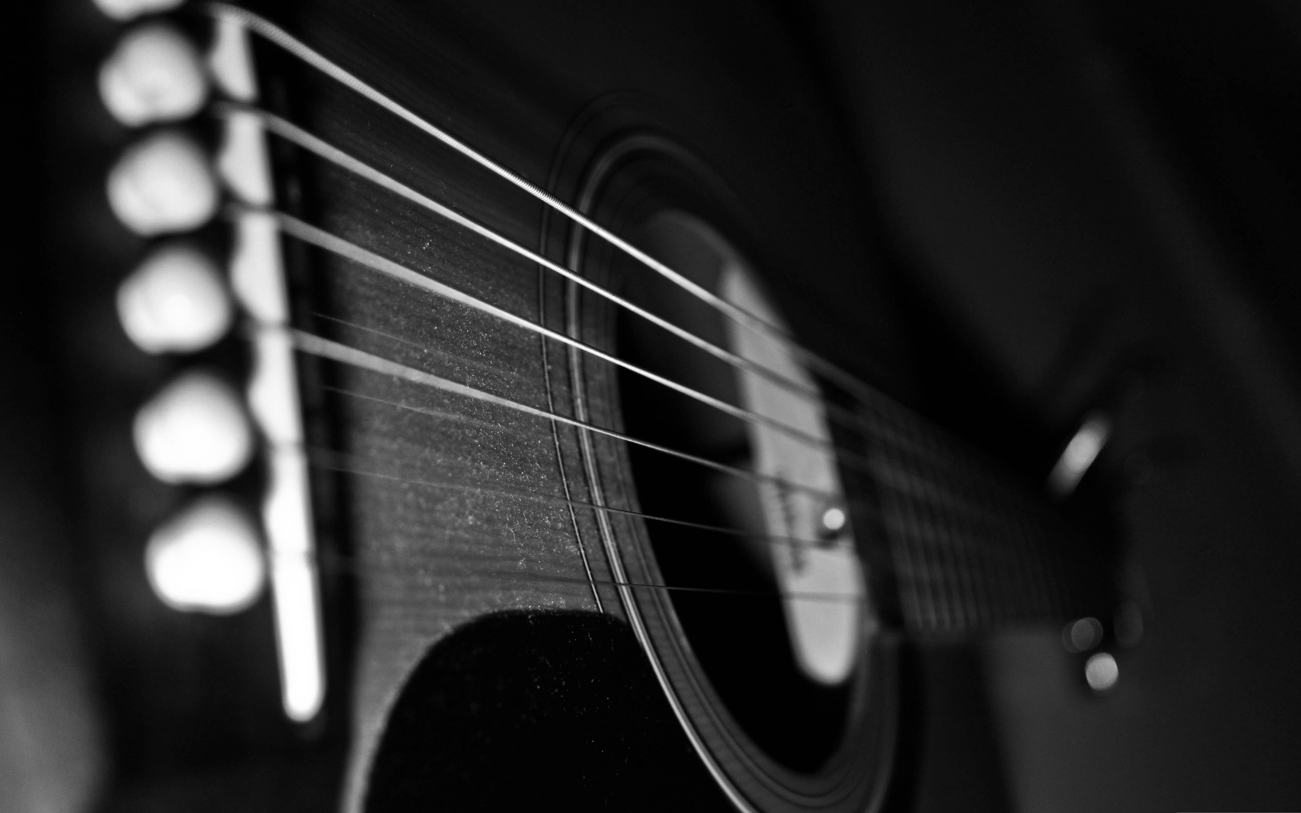 Guitar Strings Wallpaper