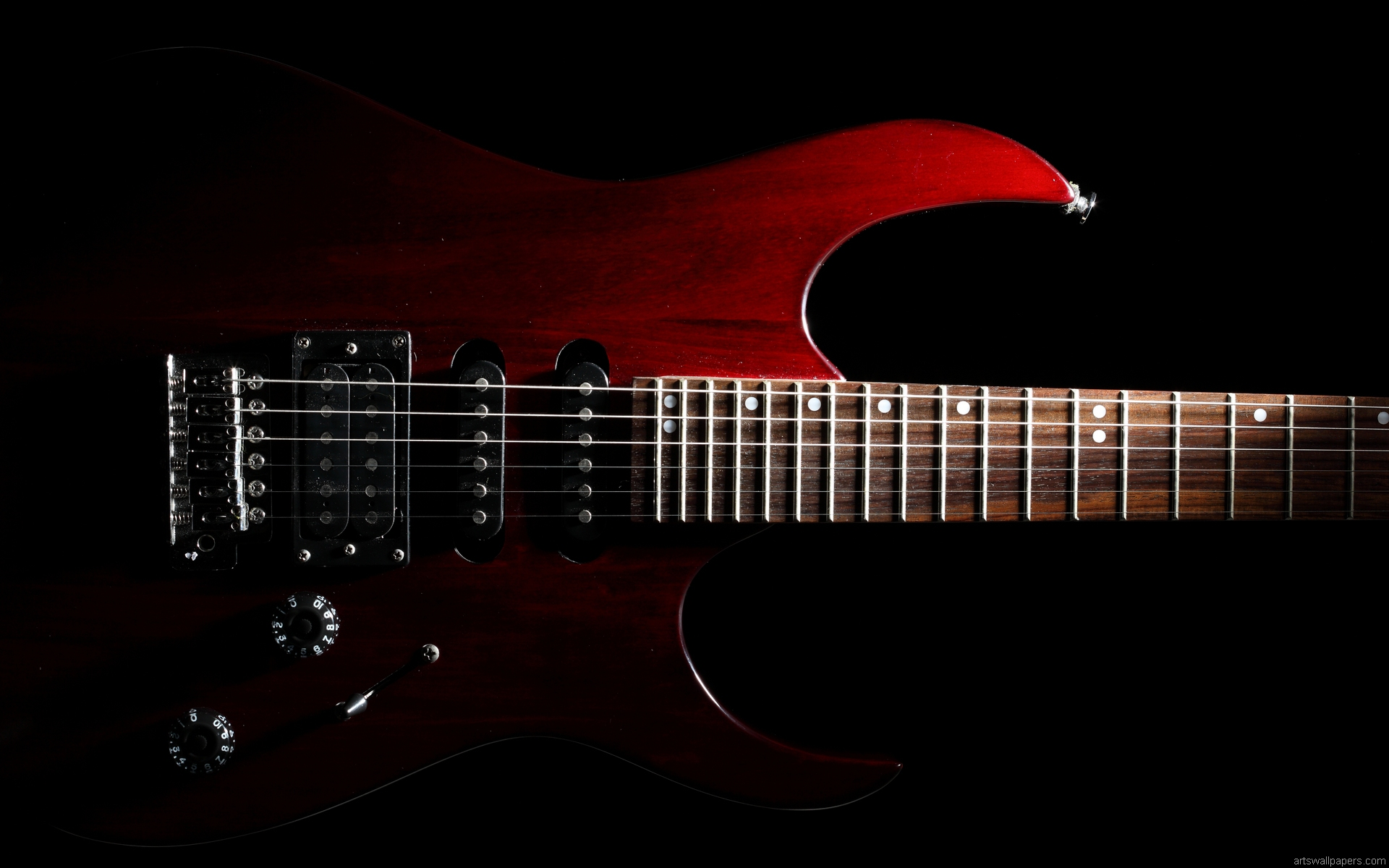 Guitar Wallpaper HD 1080p