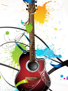 Guitar Wallpapers For Mobile Phones