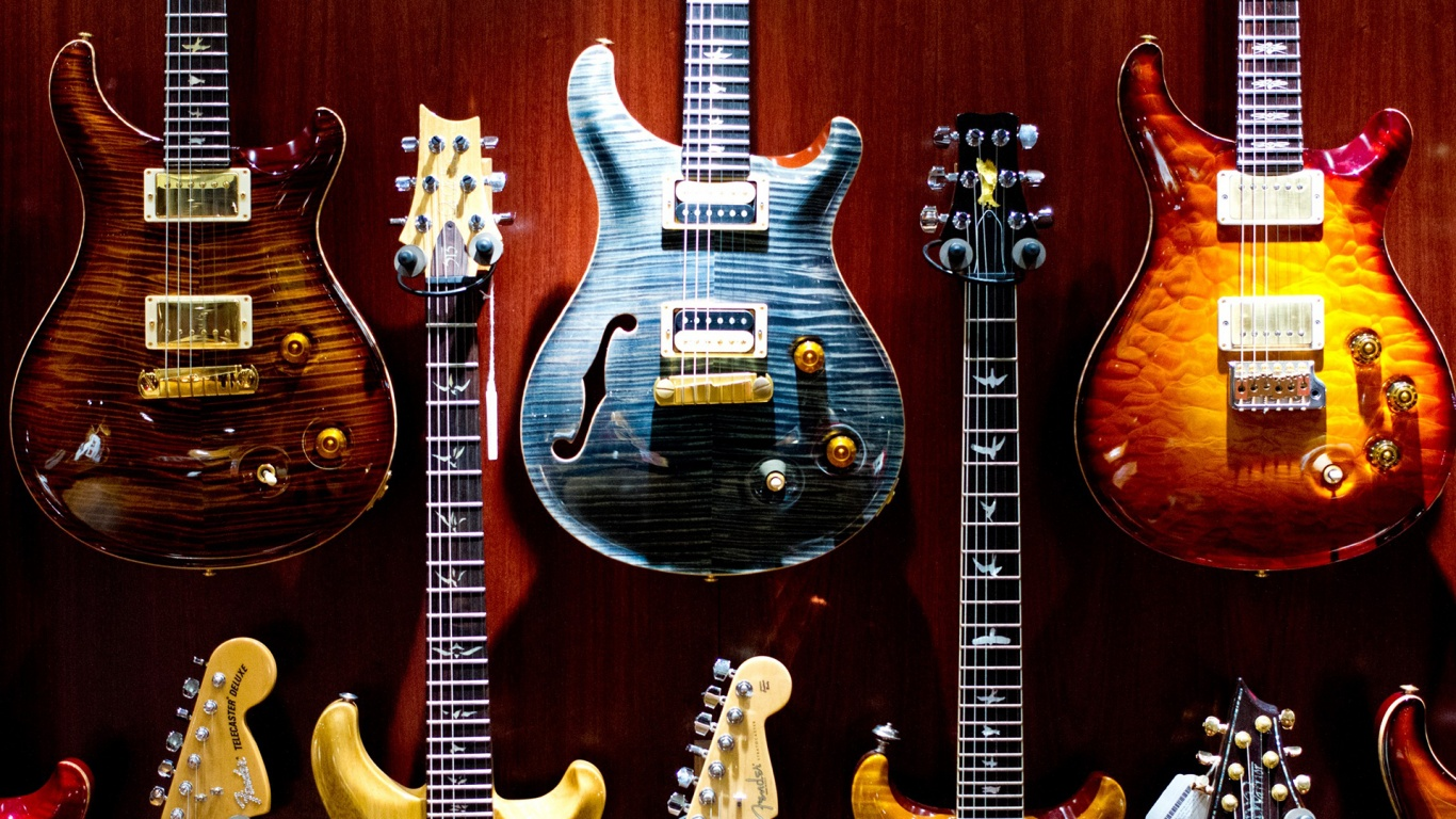 Download guitar wallpapers hd 1366x768 gallery - Free guitar wallpapers for pc ...