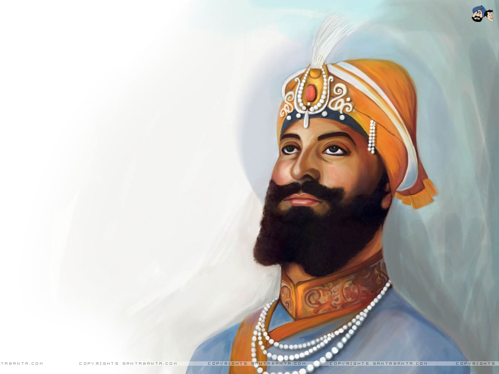 Guru Gobind Singh Ji Wallpapers Images