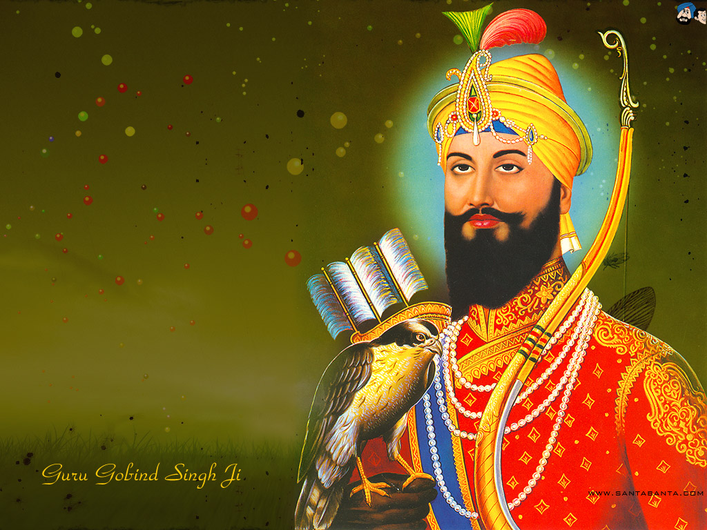 Guru Gobind Singh Wallpaper Download