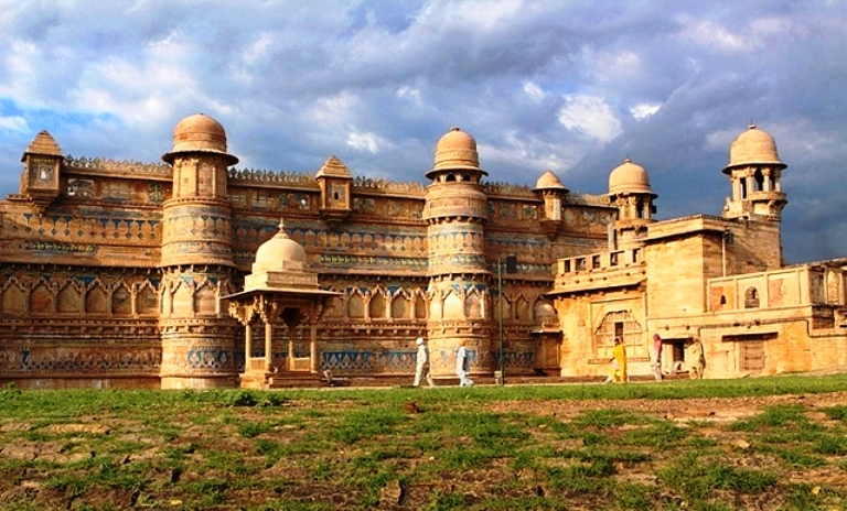 Gwalior Fort Wallpaper
